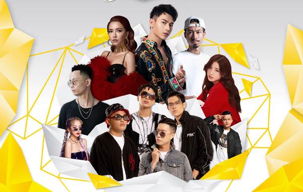 Đại nhạc hội Realme Connection quy tụ toàn tên tuổi hot như Issac, Đen Vâu, Da LAB, Bích Phương sắp đến với sinh viên Hà Nội