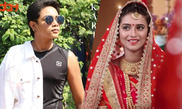 Mỹ nhân Shivani Surve và ngôi sao tuổi teen Kartikey Malviya dự giải Ngôi Sao Xanh 2019