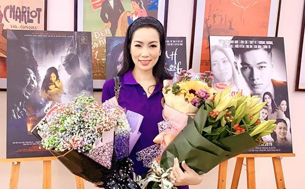"""NSƯT Trịnh Kim Chi chọn """"Quỷ Linh Nhi"""" là tác phẩm dự thi tốt nghiệp lớp Đạo diễn điện ảnh"""