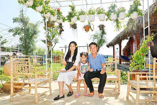 Đạo diễn Quyền Lộc khai trương phim trường tại Tây Ninh