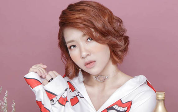 Rapper Ivone góp giọng trong nhạc phim truyền hình rating số 1 Hàn Quốc
