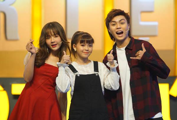 Kiều nữ nhóm hài Fap TV chiến thắng phần thưởng 20 triệu đồng của 100 triệu 1 phút