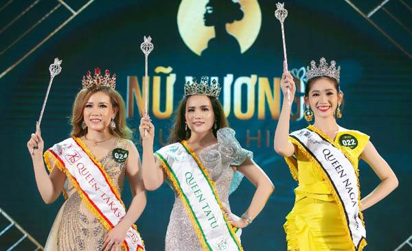 Top 10 cuộc thi nữ vương thương hiệu – Chinh phục đấu trường sắc đẹp tại Queen Gala 4
