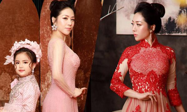 Á hậu Đỗ Minh Châu khoe nhan sắc rạng rỡ những ngày đầu năm mới