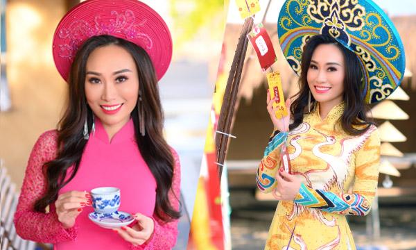 Hoa hậu Trang Lương kể chuyện đầu năm: Những nỗi niềm người Việt đón Tết xa quê