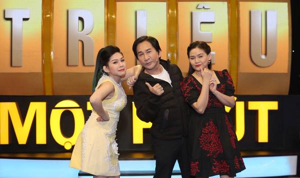 Hiếm hoi Kim Tử Long cùng vợ tham gia gameshow, nhưng lần này lại là đối thủ