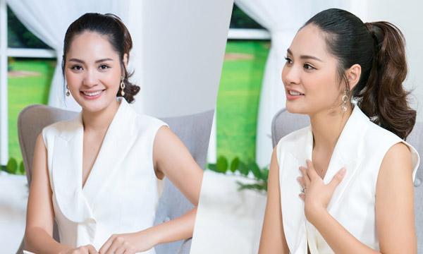 Hoa hậu Hương Giang không ngại tiếng giám khảo khó tính, muốn thí sinh phải thật sự tỏa sáng