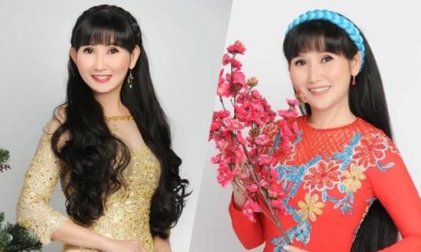 NSUT Tâm Tâm đài các trong áo dài của NTK Việt Hùng
