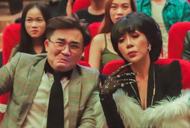 Trác Thuý Miêu tung hứng vui nhộn drama cùng Đại Nghĩa