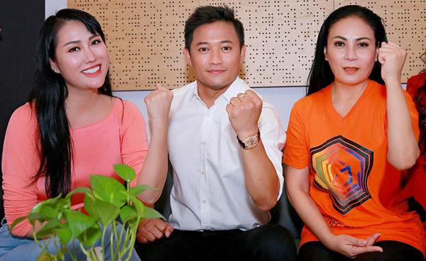 """Diễn viên Ôn Bích Hằng cùng hơn 20 nghệ sĩ tham gia """"Chung tay phòng chống Covid-19"""""""