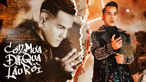 MV mới của ca sĩ Minh Thành, nghe nhạc đã chất rồi, vũ đạo cũng không kém phần sôi động