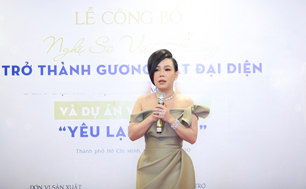Bệnh viện thẩm mỹ Sao Hàn mời Việt Hương làm gương mặt đại diện