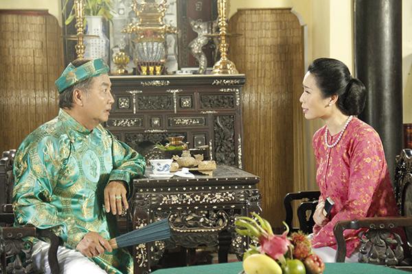 """""""Dâu bể đường trần"""" của đạo diễn Xuân Phước lên sóng """"giờ vàng"""" trên Truyền hình Vĩnh Long"""