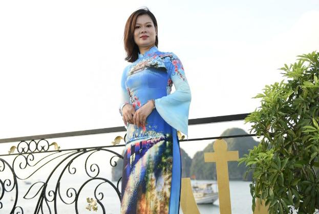 NTK áo dài Ngọc Linh ấp ủ BST mới đầy ấn tượng, đậm dấu ấn lịch sử