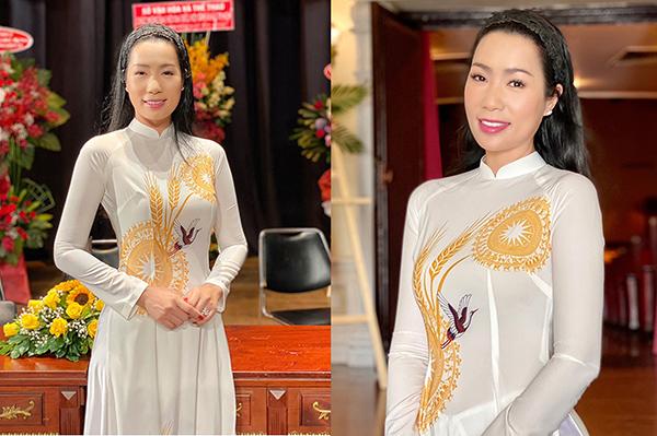 NSƯT Trịnh Kim Chi đắc cử Phó Chủ tịch Hội sân khấu TP.HCM
