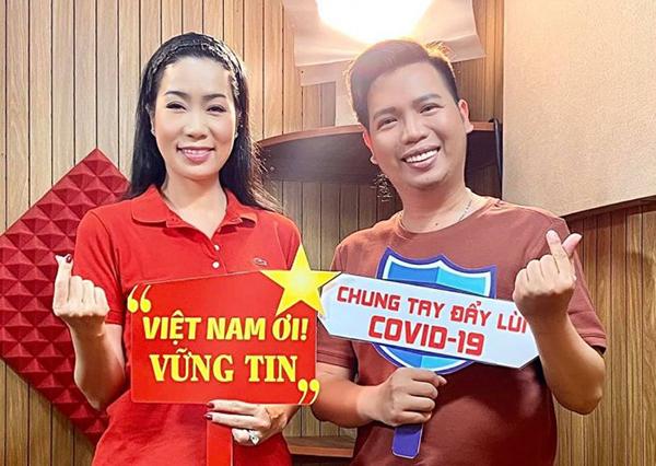 """Holy Thắng sáng tác ca khúc """"Việt Nam ơi, vững tin!"""" cổ vũ chống dịch Covid-19"""