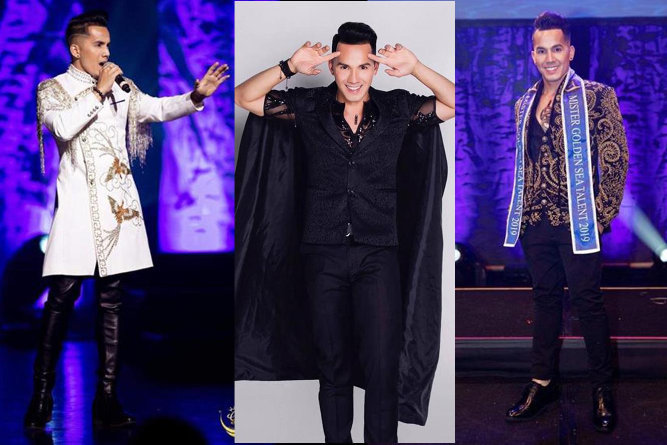 Ca sĩ Minh Thành biến hoá đa dạng với trang phục Coco & Papa.
