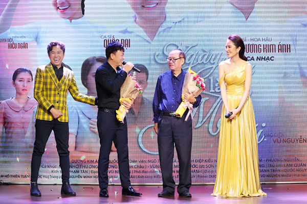 """Dương Kim Ánh hé lộ trọn vẹn câu chuyện tình bi thương trong phim ngắn """"Ngày xưa là mãi mãi"""""""