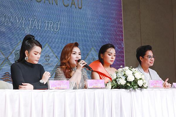 """Lộ diện dàn giám khảo khủng cuộc thi """"Hoa hậu doanh nhân Việt Nam Toàn cầu 2020"""""""