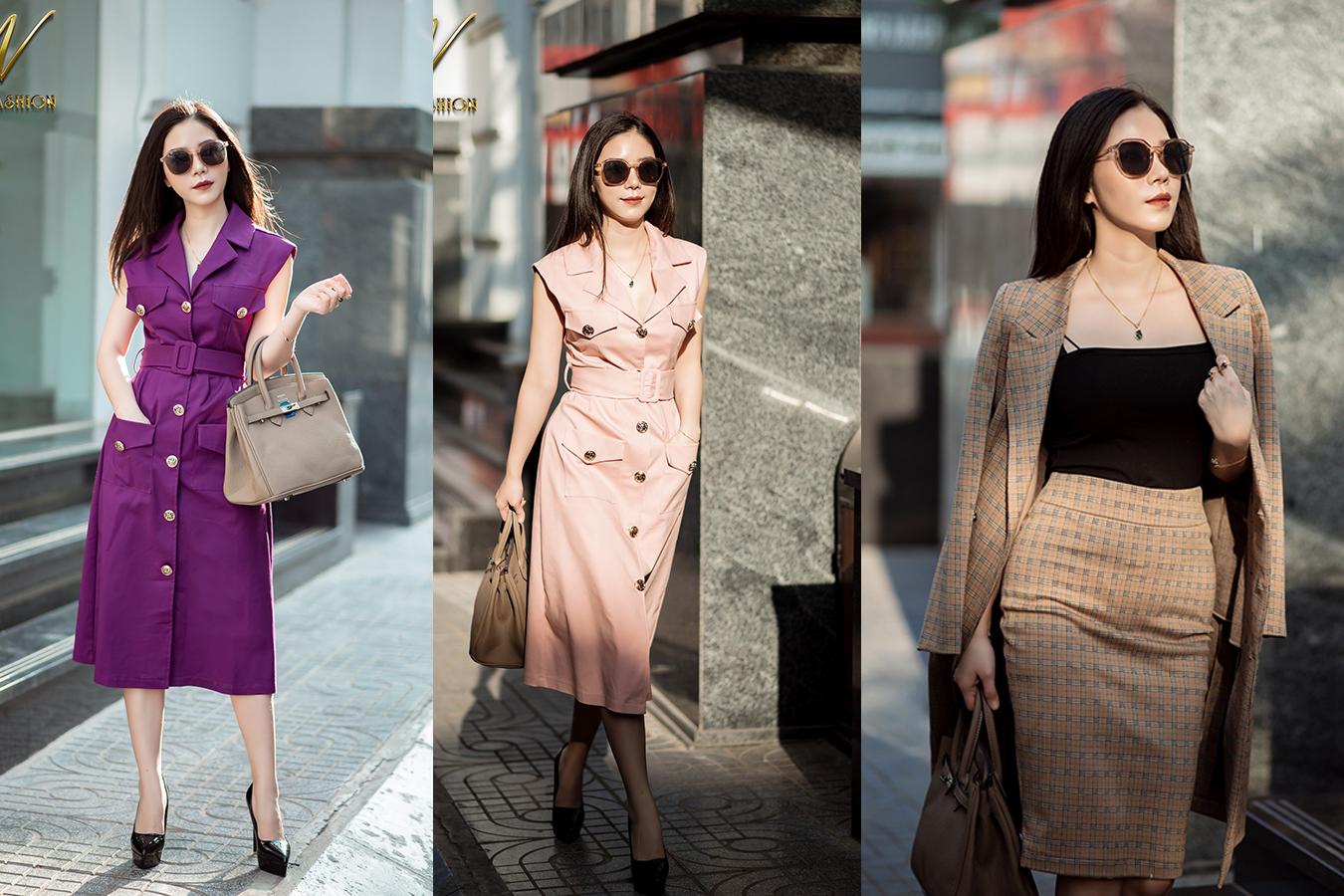 Hoa Nấm Fashion - chinh phục thành công những quý cô khó tính