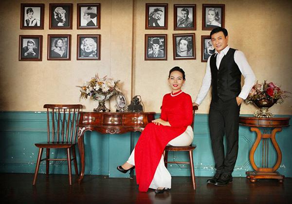 Doanh nhân Nguyễn Uyên Phương từ đam mê điện ảnh đến trở thành vợ thần tượng diễn viên Hoàng Phúc
