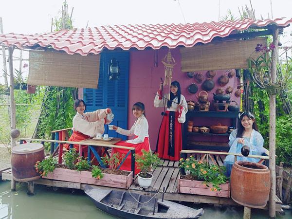 Café check in Tây Thiên Cổ Quán – Đà Lạt thu nhỏ ở Tây Ninh