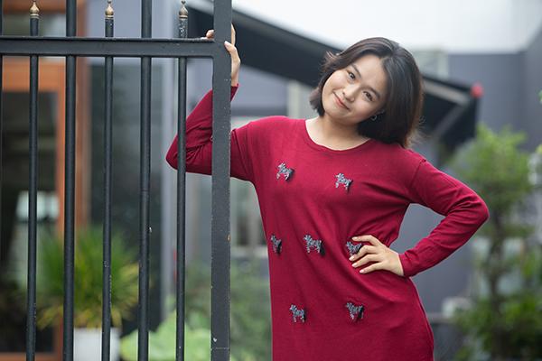 Khánh Trinh tiếp tục được đề cử Gương mặt triển vọng tại Ngôi sao xanh 2020