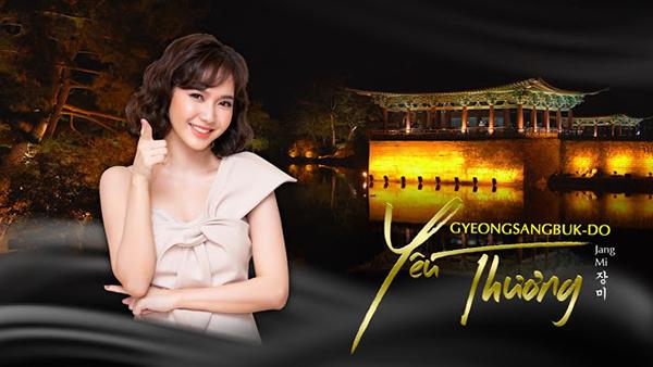 Vẻ đẹp của Tỉnh Gyeongsangbuk-Do xuất hiện trong MV mới của Jang Mi