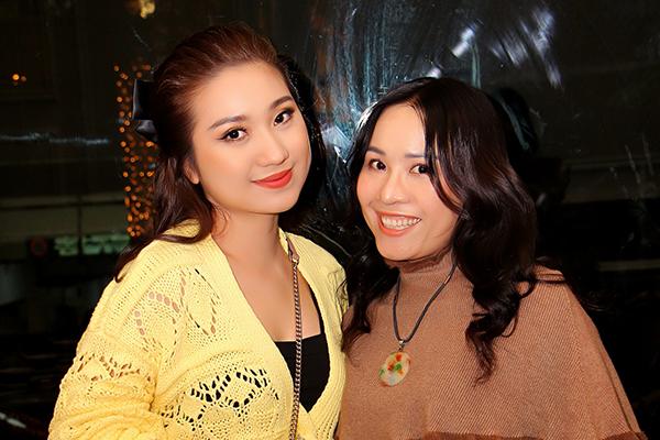 Cao Mỹ Kim mừng sinh nhật Lê Phạm – Chủ tịch Lê Phạm Group