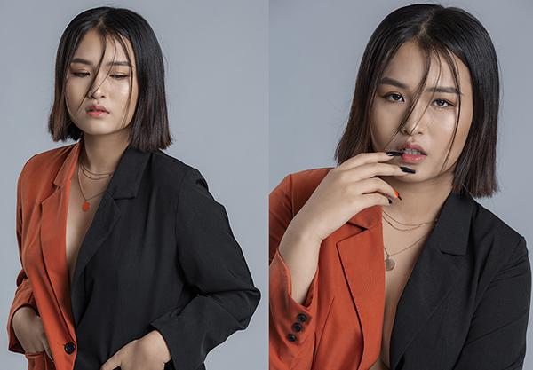 Diễn viên Khánh Trinh bất ngờ có mặt trong top 3 tại giải thưởng Ngôi Sao Xanh