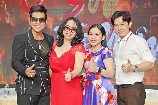 """Bình Tinh ra mắt phim cải lương """"Cô gái Đồ Long"""" và """"Giang sơn mỹ nhân"""""""