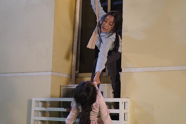 """Ốc Thanh Vân """"bế quan luyện công"""" 3 tháng để giúp Võ Thành Tâm giải cứu con gái trong Lật Mặt: 48H"""