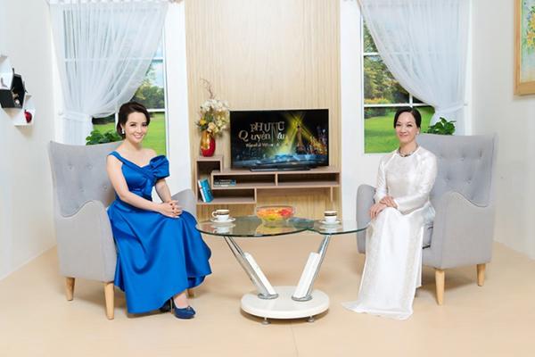 Chương trình Phụ Nữ Quyền Năng mùa 4 lên sóng với khách mời đầu tiên là NSND Lê Khanh