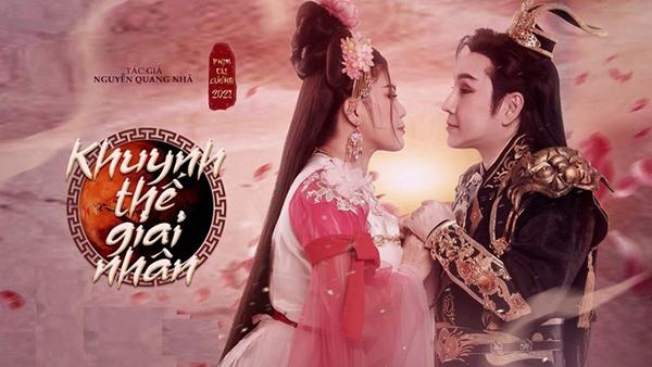 NSƯT Vũ Luân và Á hậu Kim Hi dành tâm huyết cho dự án phim cải lương Khuynh Thế giai nhân