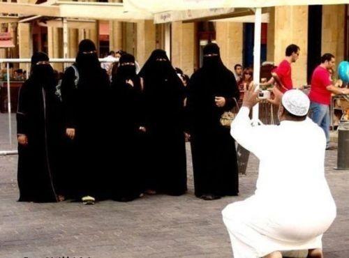 Cuộc sống thần bí của phụ nữ Ả Rập