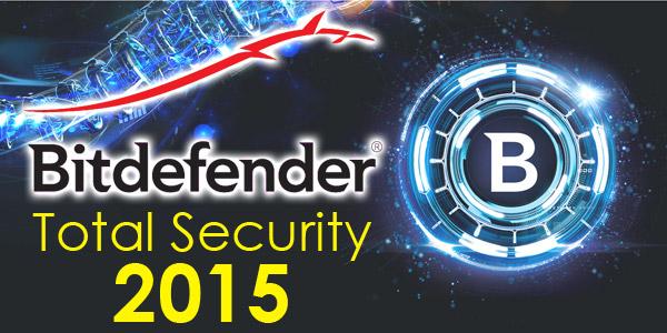 Một năm miễn phí Bitdefender Total Security 2015