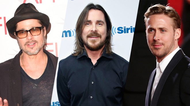 Brad Pitt, Christian Bale, Ryan Gosling tham gia bom tấn mới