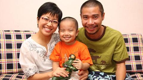 Chuyện tình cảm nhiều nước mắt của các diễn viên hài Việt
