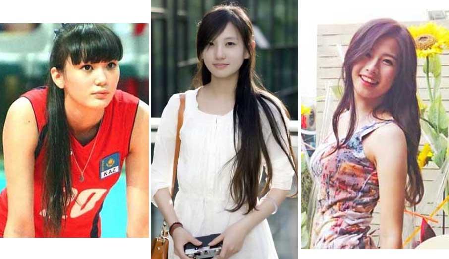 10 cô gái được phong nữ thần trên mạng vì quá xinh đẹp