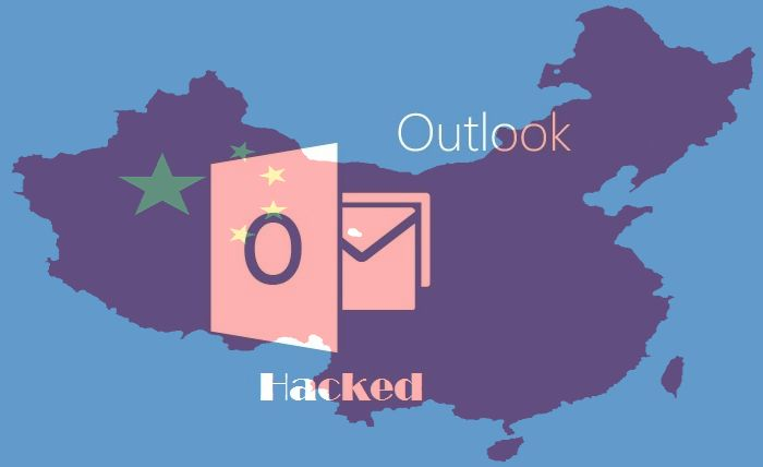 Microsoft Outlook bị hack ở Trung Quốc