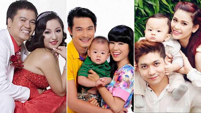 Sao Việt đưa chuyện gia đình trở thành thị phi trên mạng