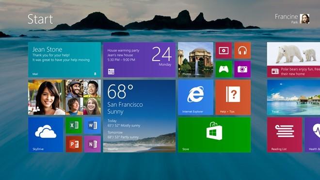 Nhìn lại 30 năm hệ điều hành Windows