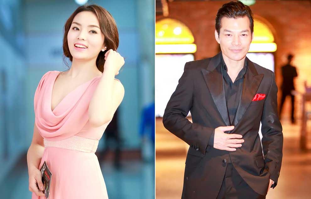 Hoa hậu Kỳ Duyên tới chia vui với phim 16+ của Trần Bảo Sơn