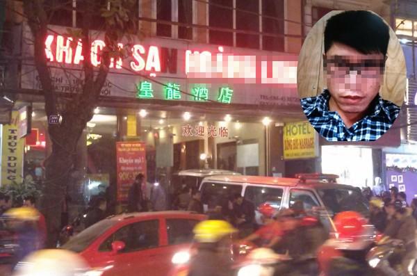 Thuê khách sạn tự tử sau khi tiêu hết tiền vay