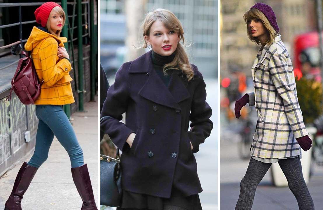 Bộ sưu tập hàng hiệu giá bình dân của Taylor Swift