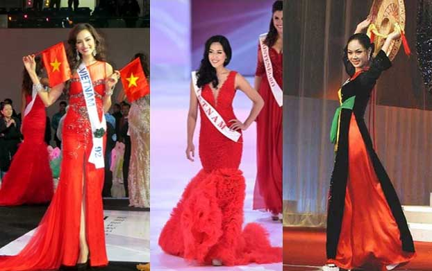 10 hoa hậu làm rạng danh nhan sắc Việt trên trường quốc tế