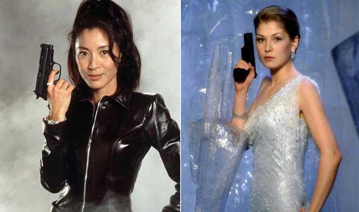 10 mỹ nhân nổi tiếng sau khi trở thành 'Bond girl'
