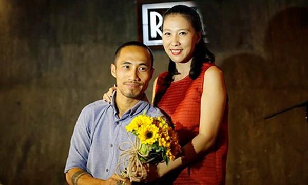 Phạm Anh Khoa không nghĩ song hành cùng vợ tới cuối cuộc đời