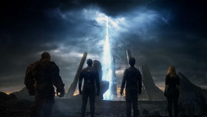 Phiên bản mới nhóm siêu anh hùng 'Bộ tứ siêu đẳng' lộ diện