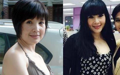 Bất ngờ với khuôn mặt thay đổi khó nhận ra của NSND Lan Hương